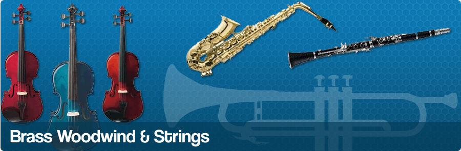 Brass Woodwind & Strings