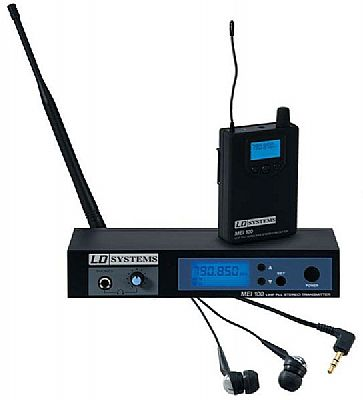 ld systems mei 100 in ear wireless monitor system great in ear systems prices from speed. Black Bedroom Furniture Sets. Home Design Ideas
