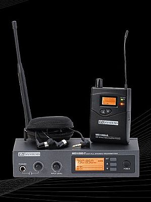 ld systems mei 1000 in ear wireless monitor system great in ear systems prices from speed. Black Bedroom Furniture Sets. Home Design Ideas
