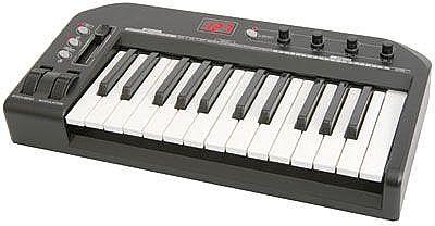 chord mu25 midi usb music controller keyboard speed music. Black Bedroom Furniture Sets. Home Design Ideas