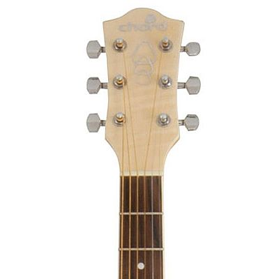 Chord N5FM Native Flame Maple Electro-Acoustic Guitar - Speed Music