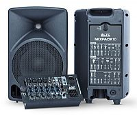 Alto Mixpack Express 350w Portable Powered PA System