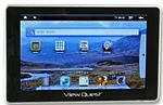 View Quest  5'' Portable Android Media Tablet