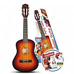 Music Alley 1/2 Size Junior Guitar - Sunburst