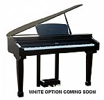 Bentley Contour Digital Piano - White poly finish