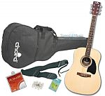 Chord CW26 Acoustic Guitar Package (right handed)