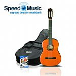 Ashton CG12 1/2 Size Classical Guitar Starter Package