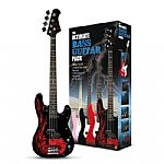 Jaxville Custom Demon Bass Guitar Package