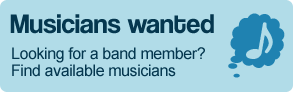 Speed Music Musicians Wanted